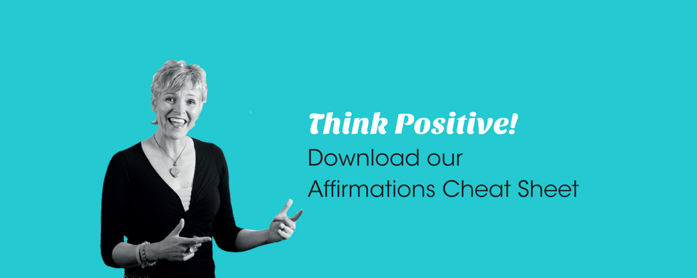 Affirmations Cheat Sheet